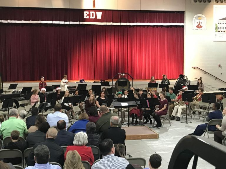7th Grade Christmas Band Concert