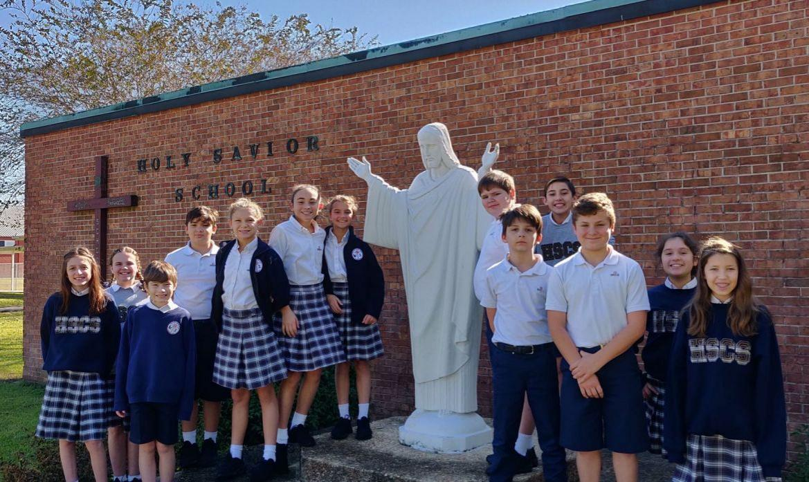 Holy Savior Catholic School 5th Grade Class of 2020