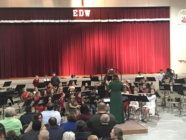 5th Grade Christmas Band Concert