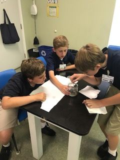6th Grade Enrichment-Chemical Reactions